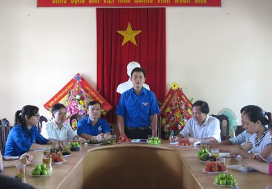 Sinh viên tình nguyện về với huyện Vĩnh Linh, tỉnh Quảng Trị