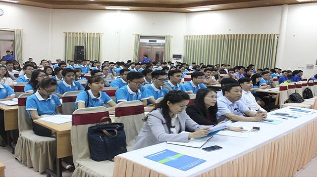 Hội nghị tập huấn cán bộ Hội Sinh viên chủ chốt khu vực miền Bắc năm học 2016- 2017