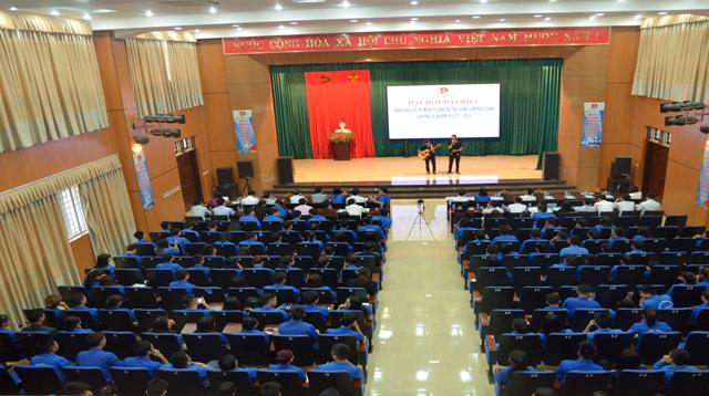 Đại hội Đoàn Trường Đại học Nông – Lâm Bắc Giang lần thứ III, nhiệm kỳ 2017–2019 thành công tốt đẹp