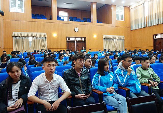 Hội nghị học tập, quán triệt và tuyên truyền Nghị quyết Đại hội Đoàn các cấp nhiệm kỳ 2017 – 2022
